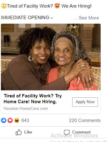 home care recruiting
