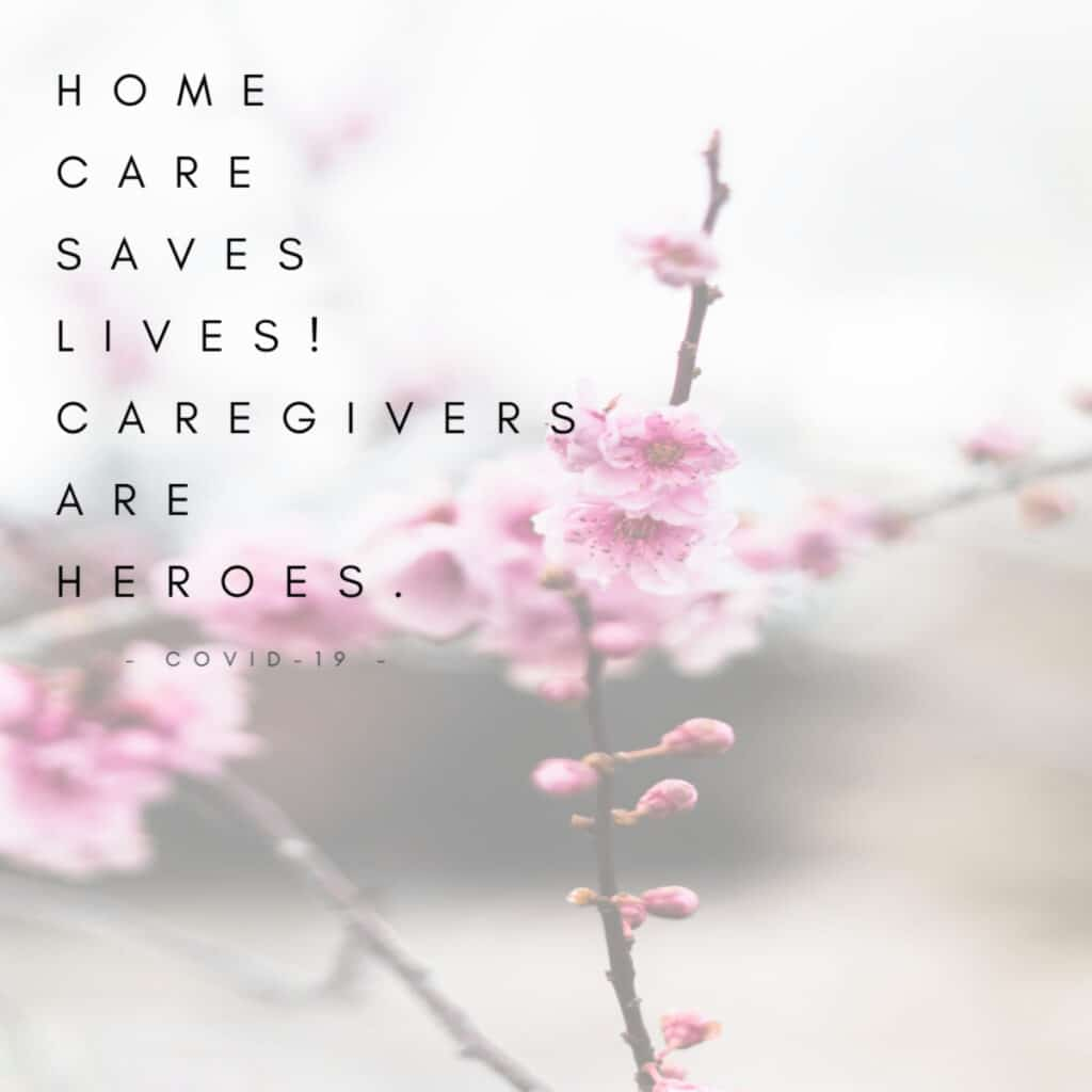 Home Care Saves Lives COVID-19 1200