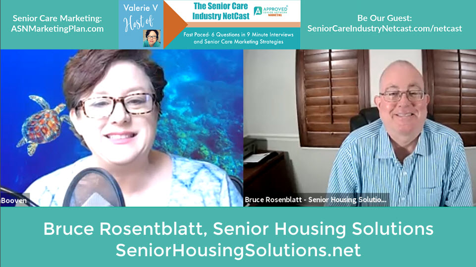 Bruce Rosenblatt Senior Housing Solutions