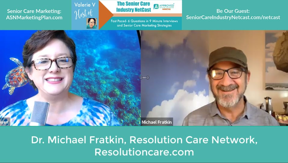 Dr. Michael Fratkin Resolution Care Network
