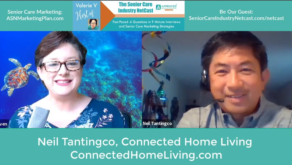 Neil Tantingco Connected Home Living