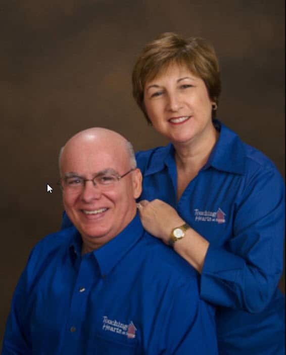 Ruben and Rose Ramos, Owners of Touching Hearts Gainesville FL