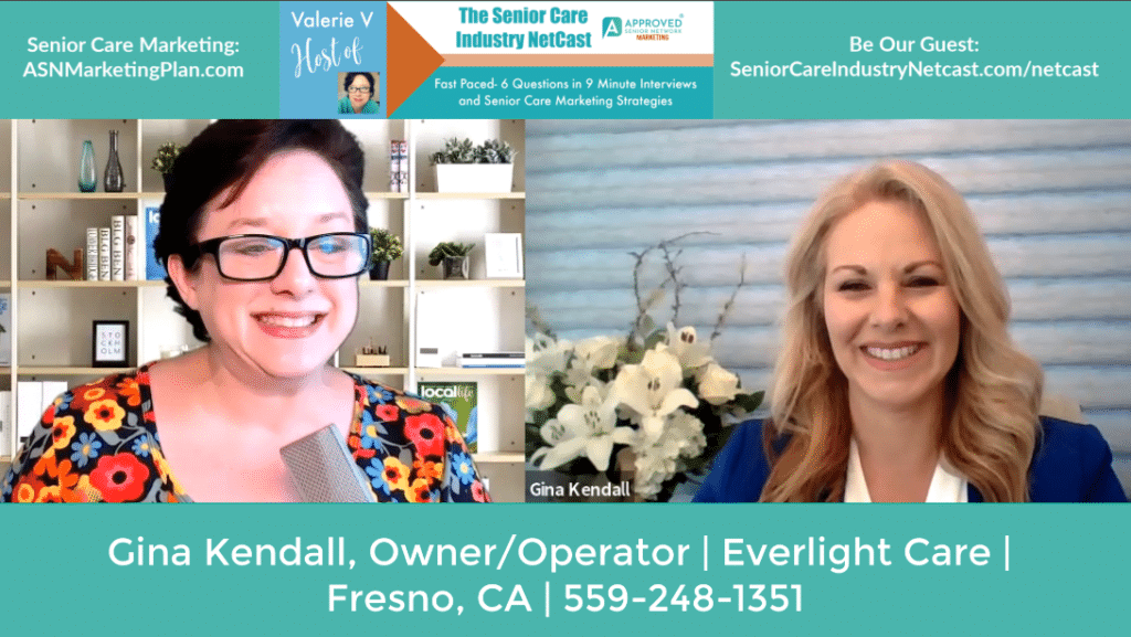 Gina Kendall Everlight Care Fresno