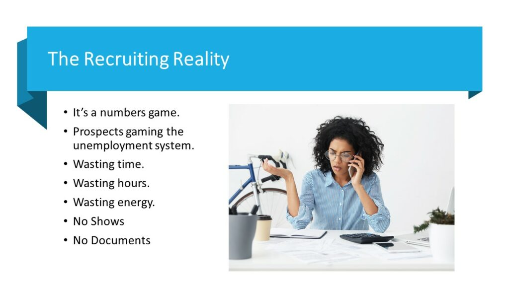 (VIDEO REPLAY) Recruiting Caregivers- Getting Help Solving the BIGGEST Challenge in the Senior Care Market. 44