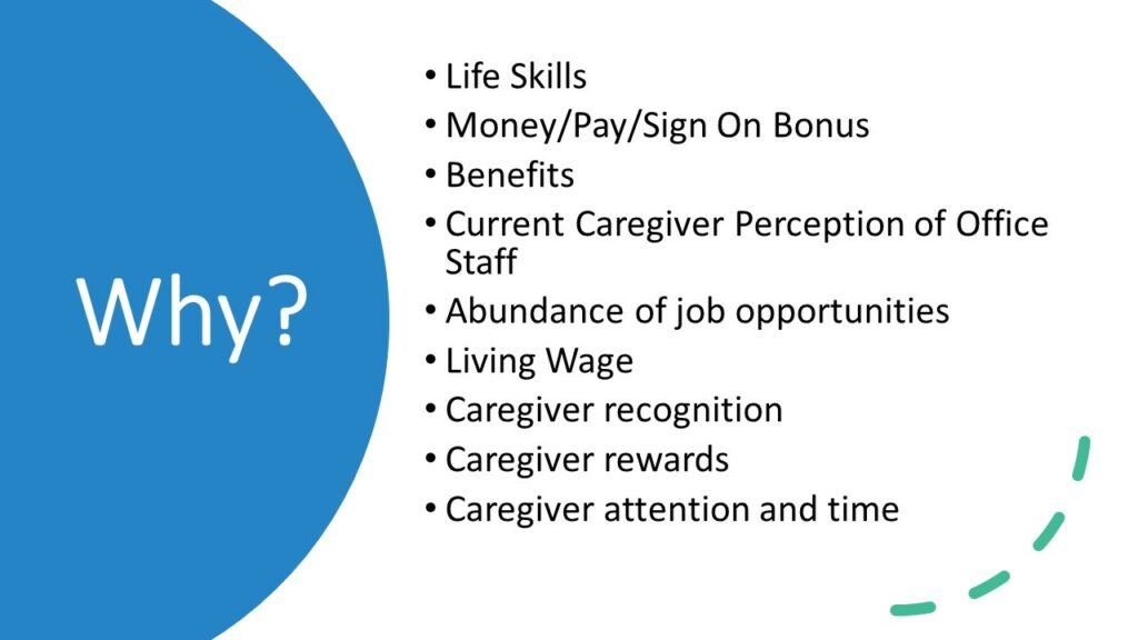 (VIDEO REPLAY) Recruiting Caregivers- Getting Help Solving the BIGGEST Challenge in the Senior Care Market. 45