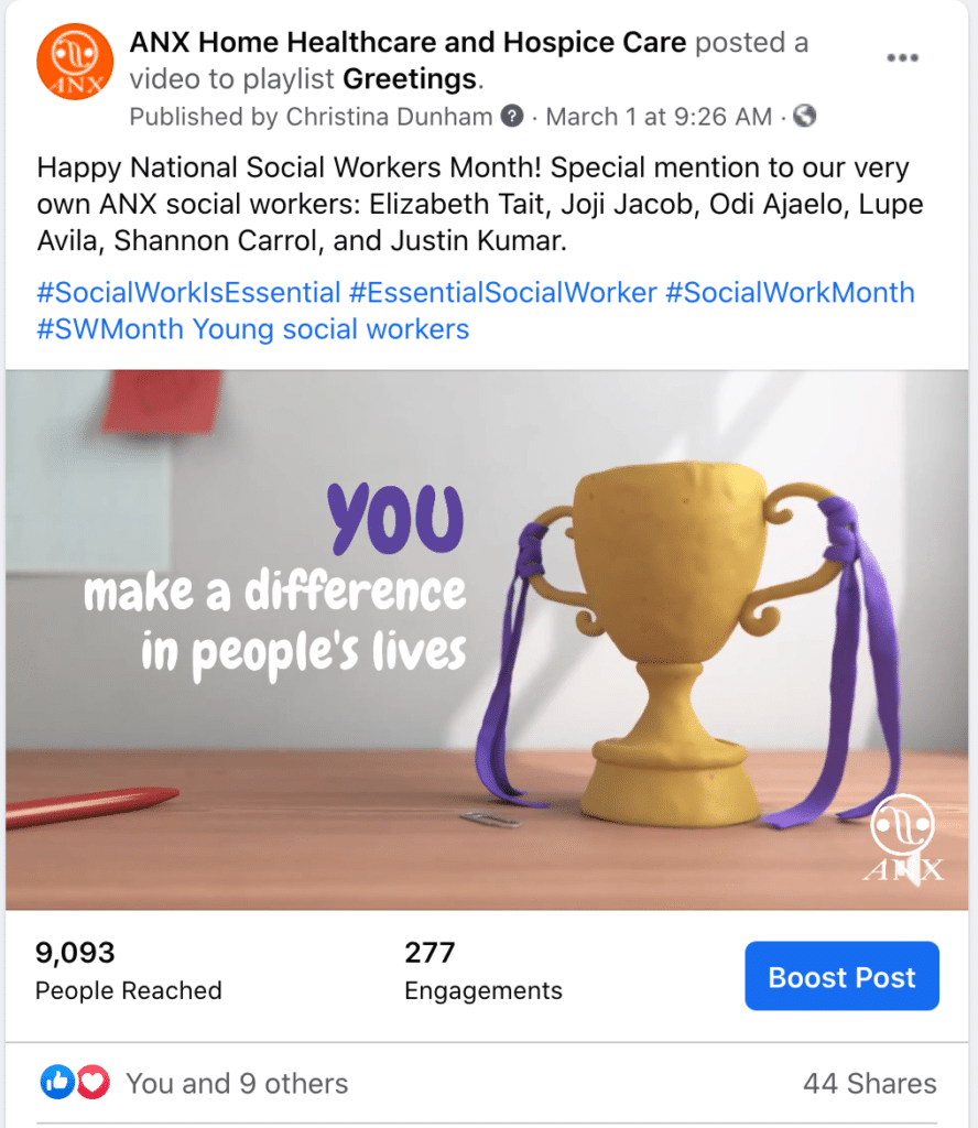 Home Care Marketing Contest Winners Announced! (For March 2021) 26