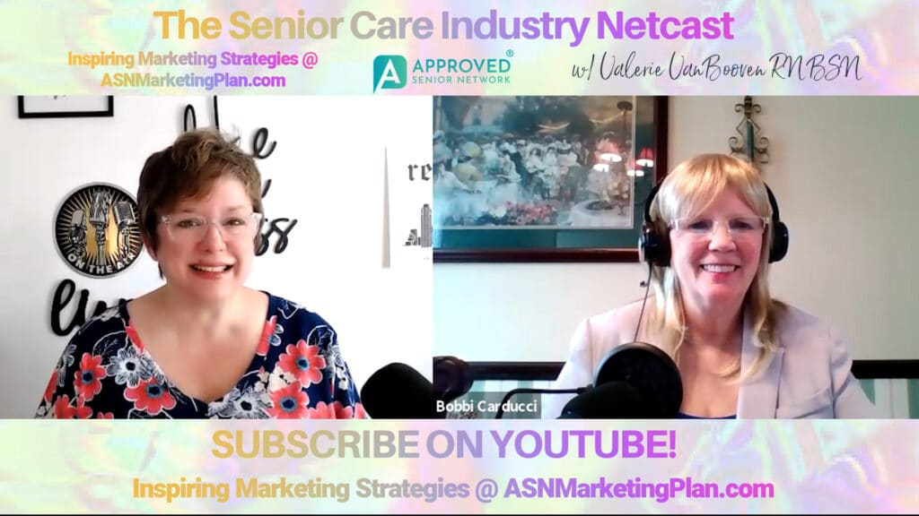EP 125 Senior Care Industry Netcast with Bobbi Carducci - Carducci Caregiver Consulting. Learn how to better care for your loved-one with dementia.