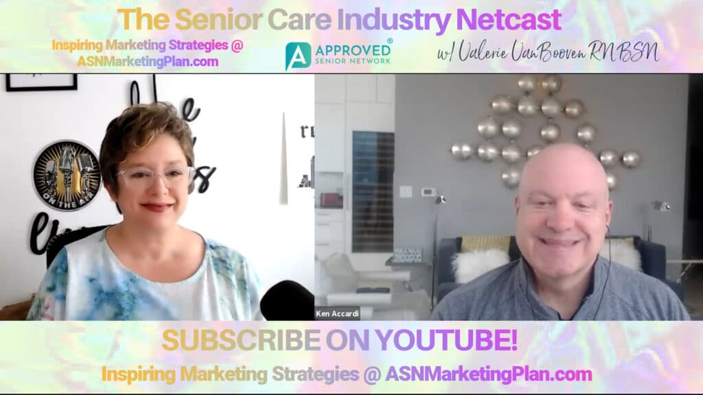 Ep 128: SCI Netcast - So my name is Ken Accardi. I run a software company called Ankota, and we make software for basically running non-medical home care agencies. Also, I am a college professor and I teach the next generation of the best and brightest how to do great things with computers and that's that's me in a nutshell.