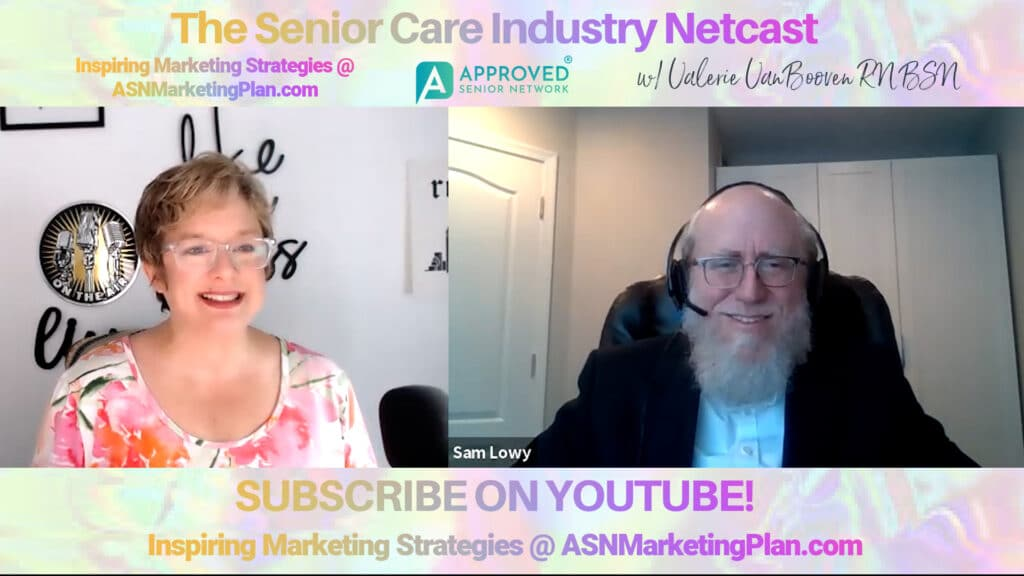 EP 136 SCI Netcast: Sam Lowy - Reverse Mortgages & Seniors, Regulations Have Changed 1